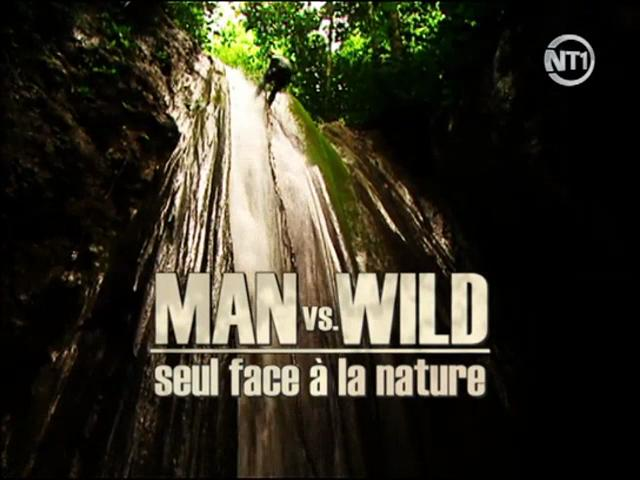affiche Seul face � la nature : Man vs Wild