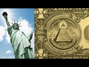 statue de la libérté-illuminati